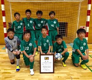 第3位:本町田フットボールクラブA