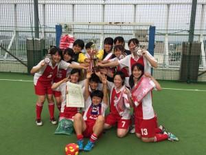 優勝:錦城高校K