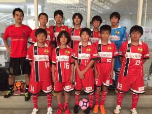 中野FC Soleil U-15