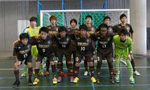 優勝:府中アスレティックFC U-18