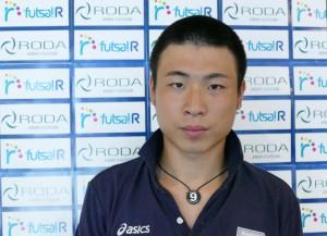名古屋オーシャンズ U-18 9番 脇山蓮選手