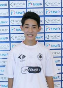 【FOOTBOZE FUTSAL U-18】7番 南雲颯太選手