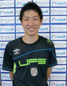 府中アスレティックFC U-18 4番 安部竜太選手