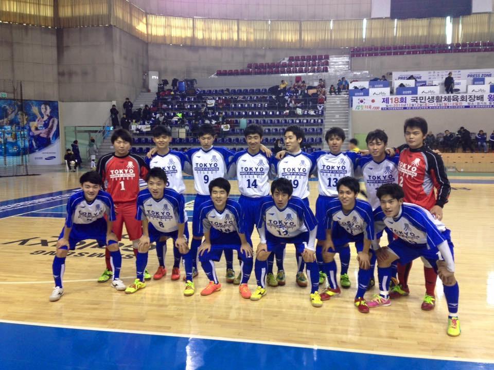 東京都ユース(U-18)フットサルリーグ選抜