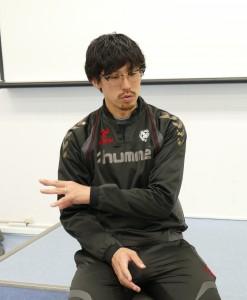 関大悟コーチ