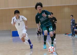 戦えるチーム「東京都選抜」の象徴となった飯田選手のプレー