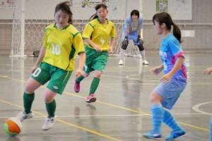 日本女子体育大学附属二階堂高校 小山茜選手