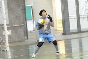 日本女子体育大学附属二階堂高校 漆島うらら選手