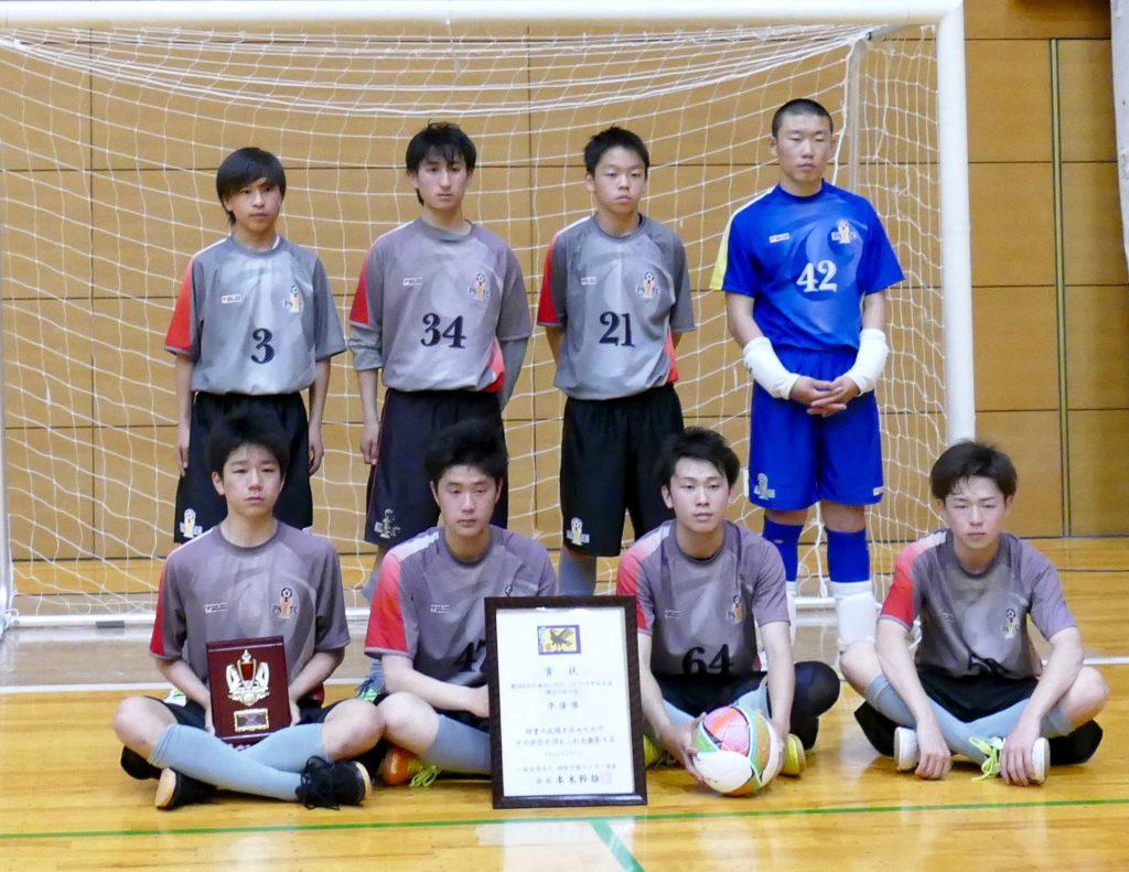 準優勝:PSTCロンドリーナU-18