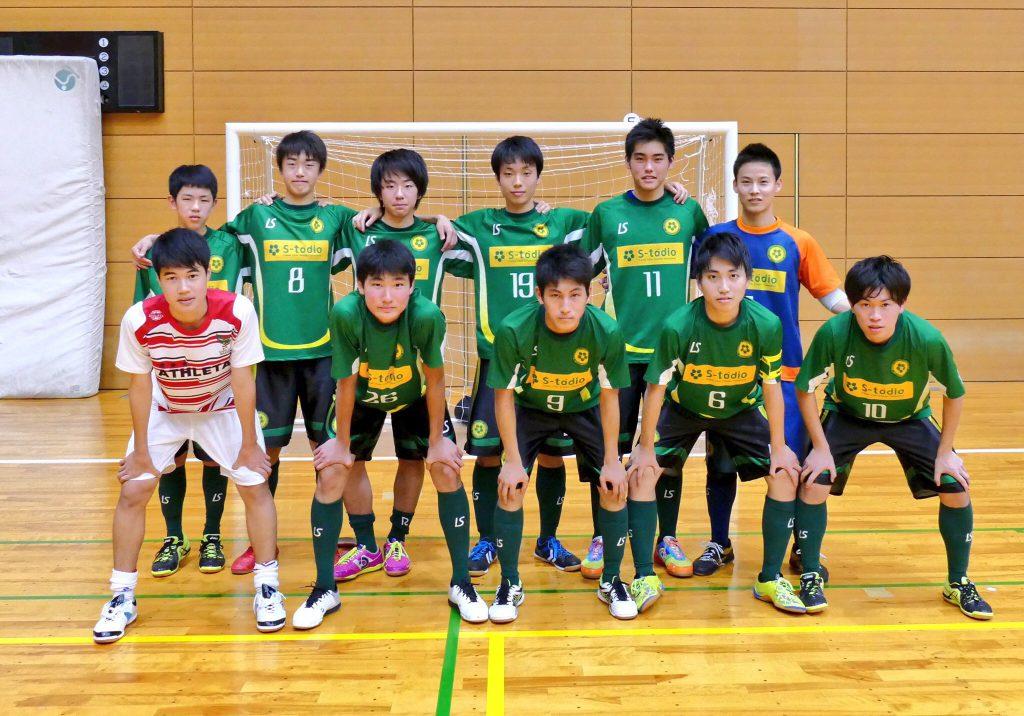 エスタジオ横浜U-18